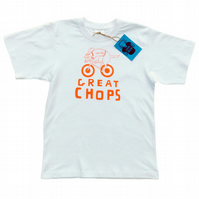 Kid's Cycling T-shirt - GREAT British CHOPS