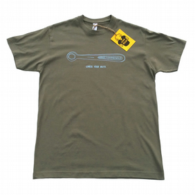 Men's cycling t-shirt - CAMPAGNOLO NUT SPANNER