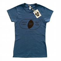 Women's Cycling T-Shirt - Funny Regular Cyclist