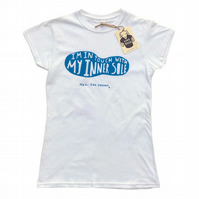 Women's Running T-Shirt - In Touch With My Inner Sole