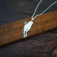 Limited Edition Maker Hand Necklace, The Knitter