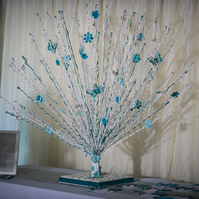 Wish tree for a special wedding day