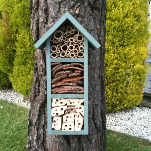 Even Taller Bee Hotel Folksy