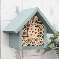 Bee House and Insect House, single tier,  in Wild Thyme.