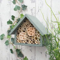 Bee Hotel, Large, in 'Wild Thyme'
