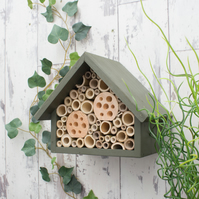 Large Bee Hotel, in Old English Green