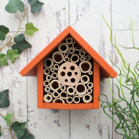 Bug House, Bee Hotel, Insect House in Honey Mango