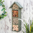 Bee and Insect House, Bee Hotel, Bug Box, in Old English Green