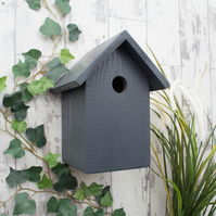 BIrd Box, Nest Box in Urban Slate