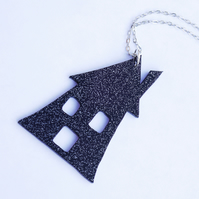 Little House Pendant