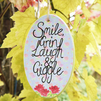 Smile Grin, Laugh & Giggle