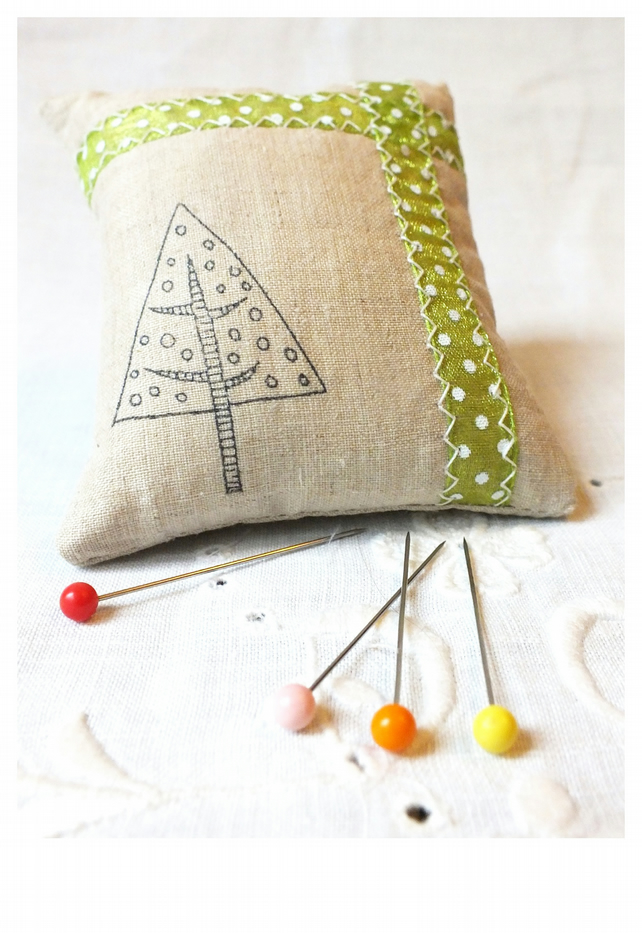 Pin Cushion Handmade craft