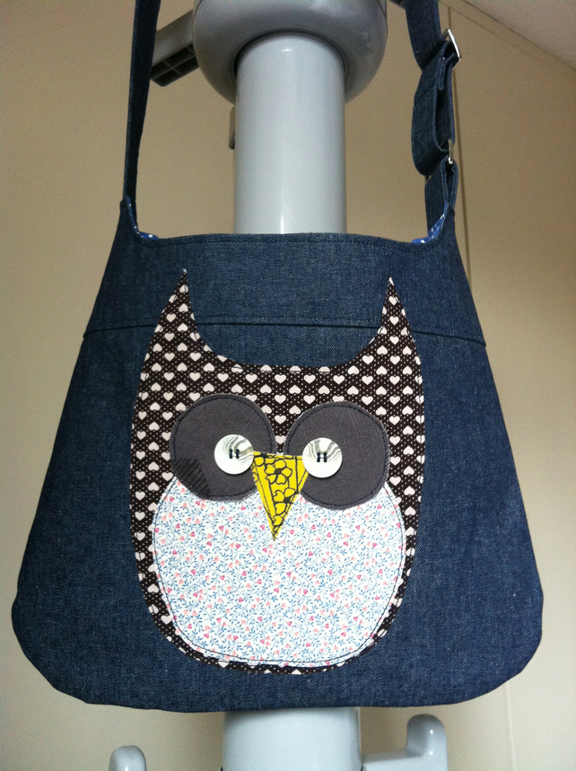 Wise Old Owl Bag