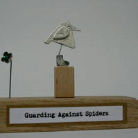 Guarding Against Spiders