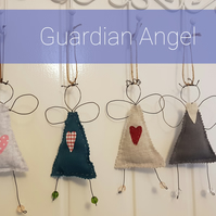 Wire Guardian Angel. Free postage