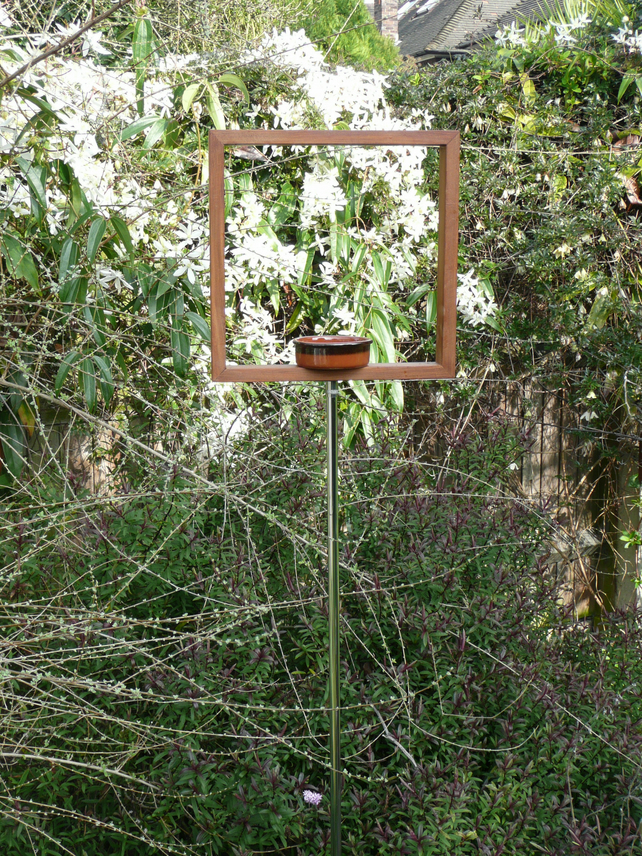 Contemporary Bird Table