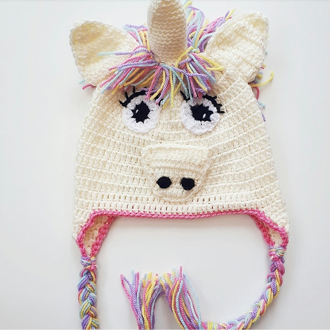 Unicorn hat 75c386a489f