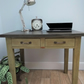Industrial Desk by JC King Ltd, London, C1940s Upcycled with Chalk Paints