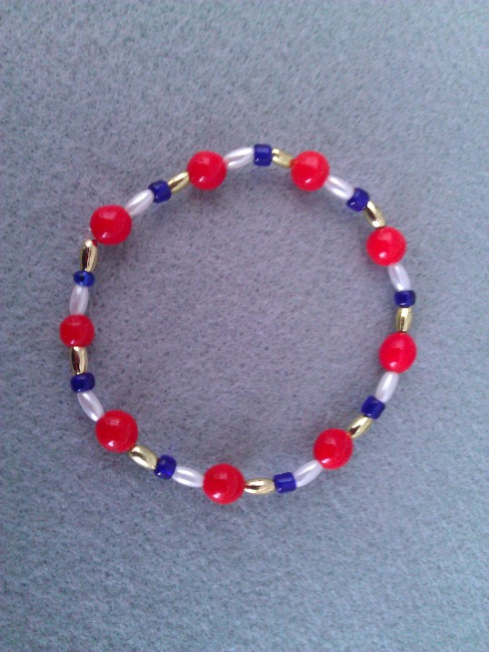 Elasticated  Bracelet - Jubilee Games
