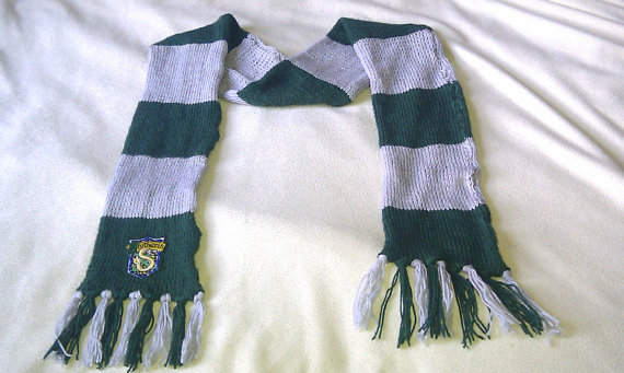 Harry Potter Hogwarts Scarf: Slytherin