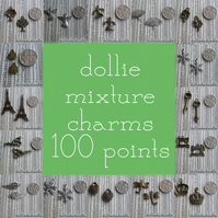 Dollie Mixture Charms 100 points