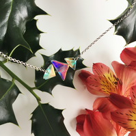 Spectrum 3 Necklace- Small