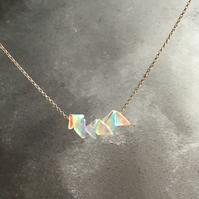 6 Piece Mini Spectrum Necklace