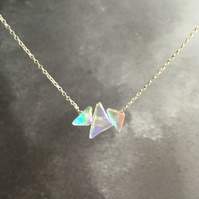 Classic 3 Piece Spectrum Necklace