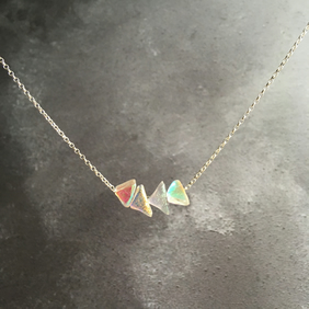 4 Piece Mini Spectrum Necklace