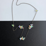 Extra Long Spectrum Necklace