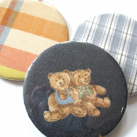 Stocking filler pocket mirror trio