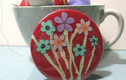 Flower Garden pocket mirrors