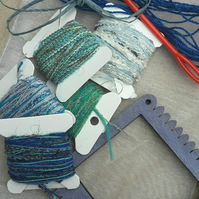 weaving kit - Ocean