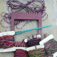weaving kit - Moorlands