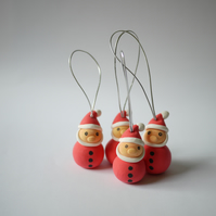 Santa Christmas Tree Decorations