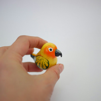 Sunset Conure Ornament