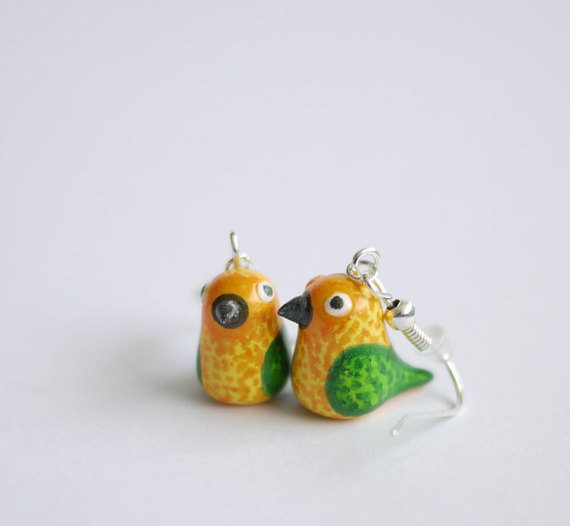 Jenday Conure Earrings