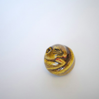 Hazel Dormouse Ornament