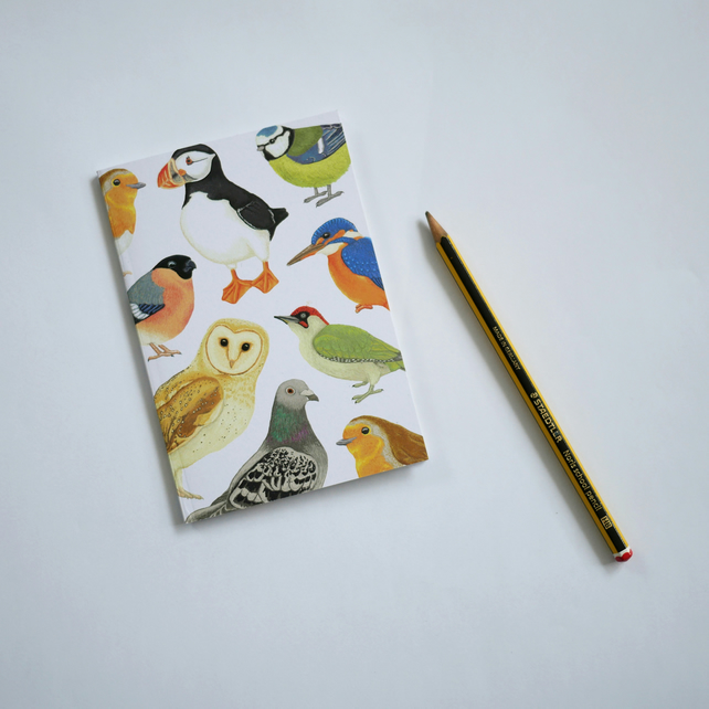British Birds Notebook