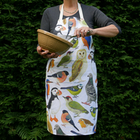 British Birds Apron
