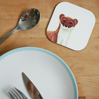 Stoat Coaster