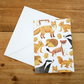 Illustrated British Mammals Card
