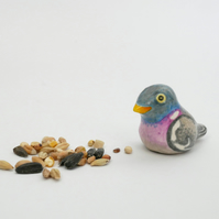 Wood Pigeon Ornament