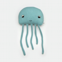 Harold the Jellyfish Lambswool Plush - In stock