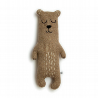 Brian the Bear Lambswool Plush - In stock