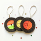 Hanging decoration Vinyl record