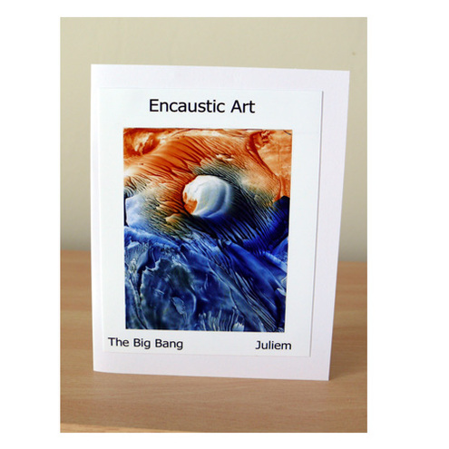 The Big Bang Greeting Card