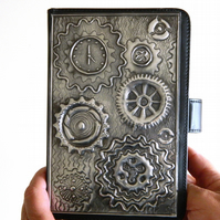 Kindle 3 Steampunk Case