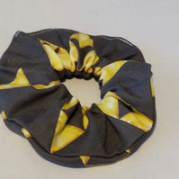 Scrunchie Made with Tri-Force fabric