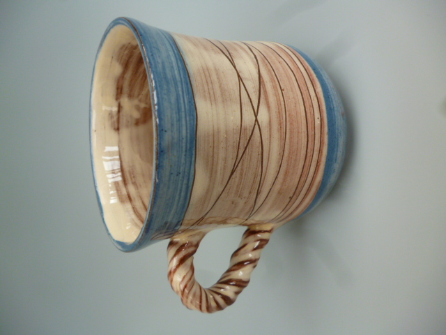 Ceramic Mug - Hand thrown